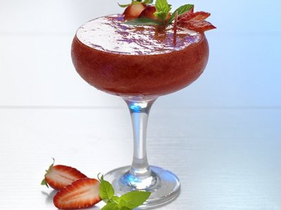 Strawberry daikiri recept