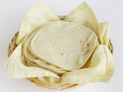 Tortilla recept