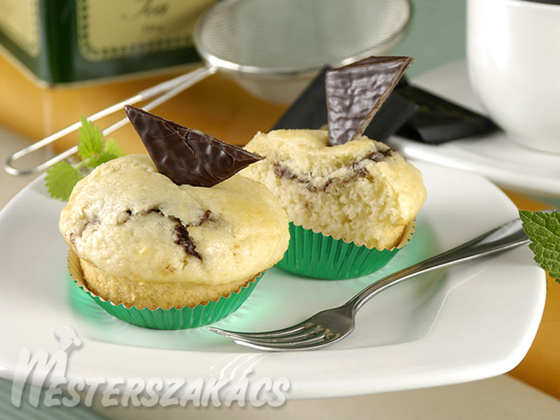 After Eight muffin recept