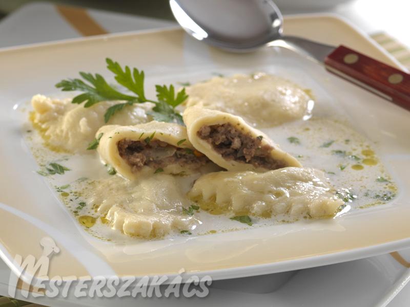 Angazsabu leves (örmény recept) recept