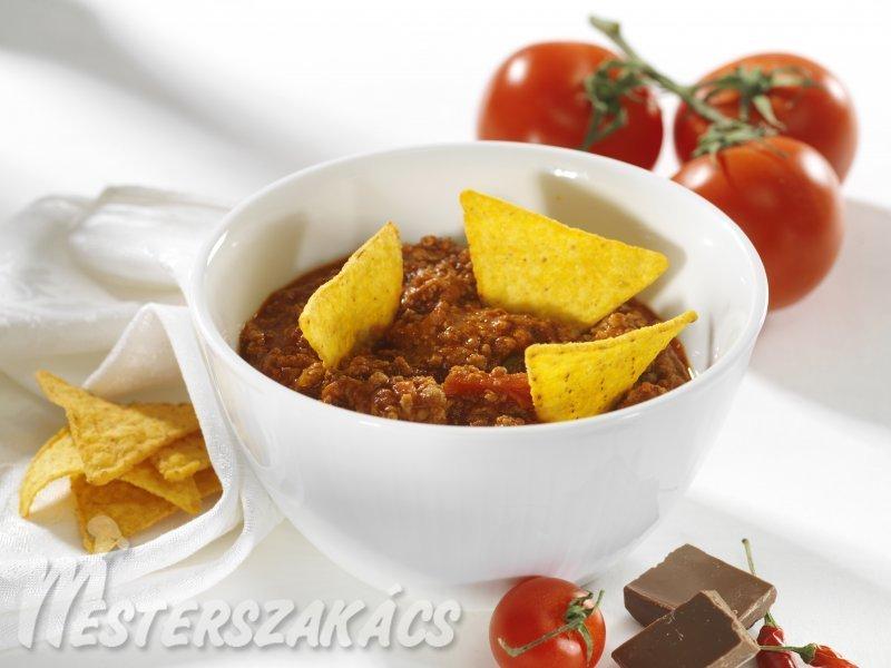 Csilik különleges ízesítéssel recept