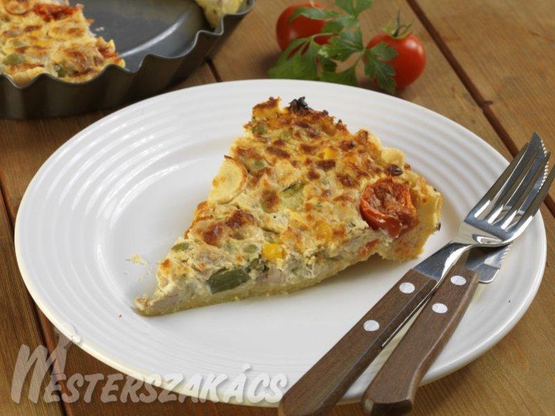 Csirkés pite (pie) recept