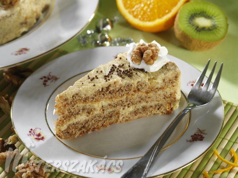 Csupadiós muffintorta recept