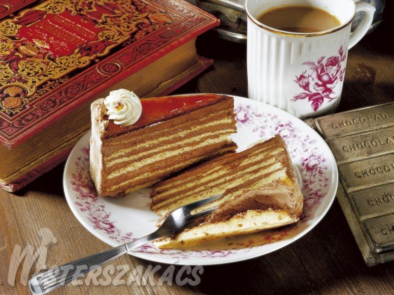 Dobos-torta recept