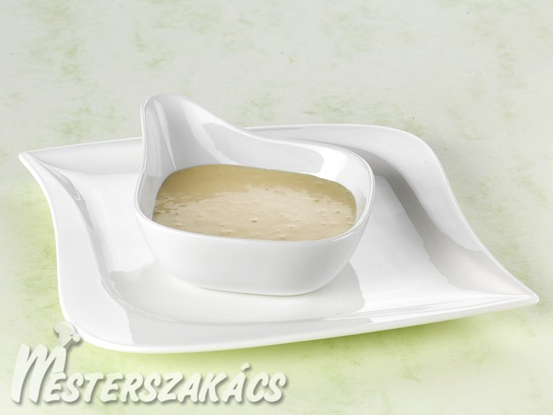 Fehérmártás (velouté mártás) recept