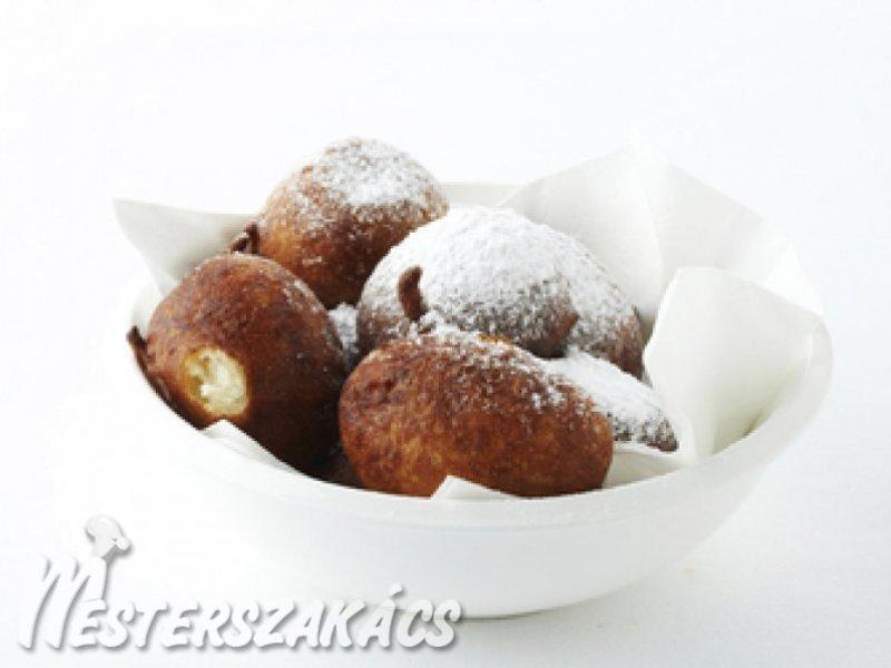 Flamand fánk zsíros keddre recept