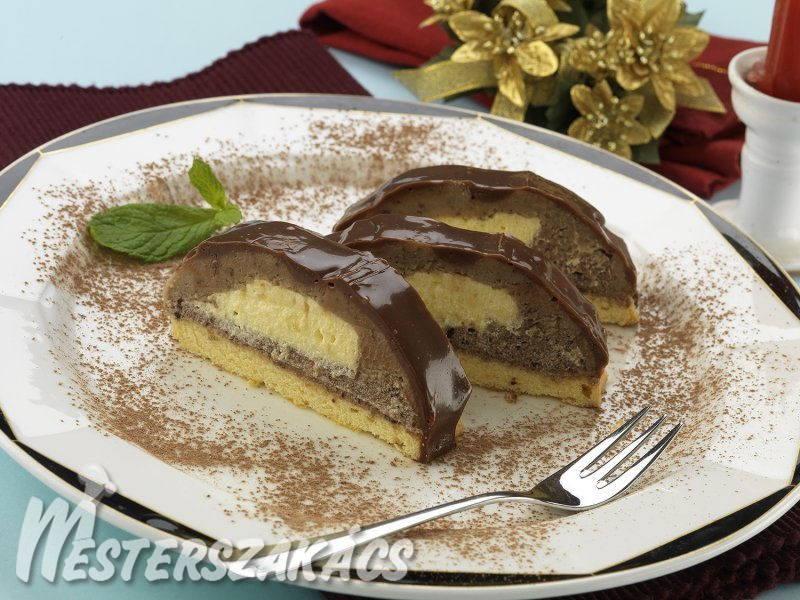 Gesztenyés, csokoládés őzgerinc recept