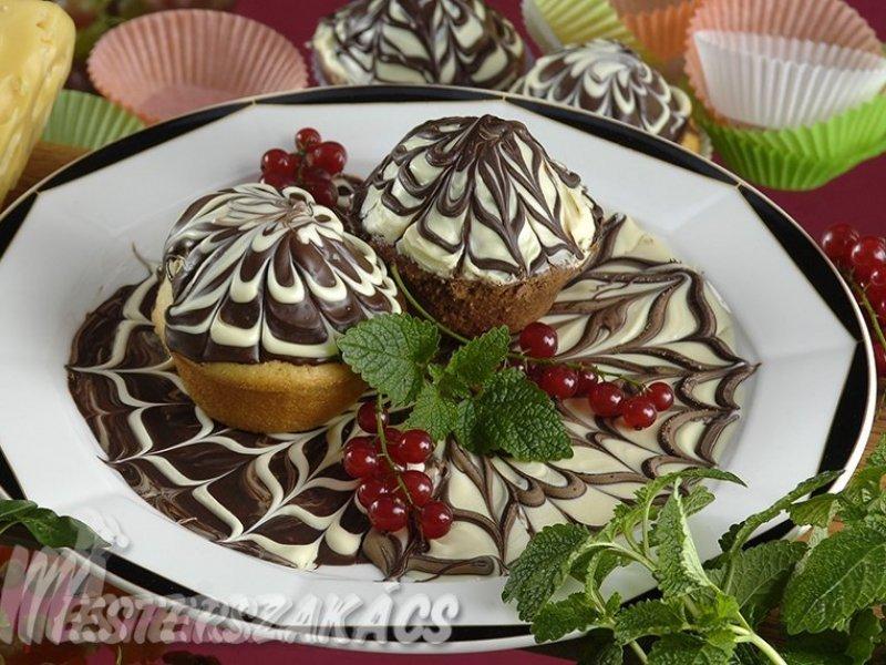 Muffin konyhafőnök módra recept