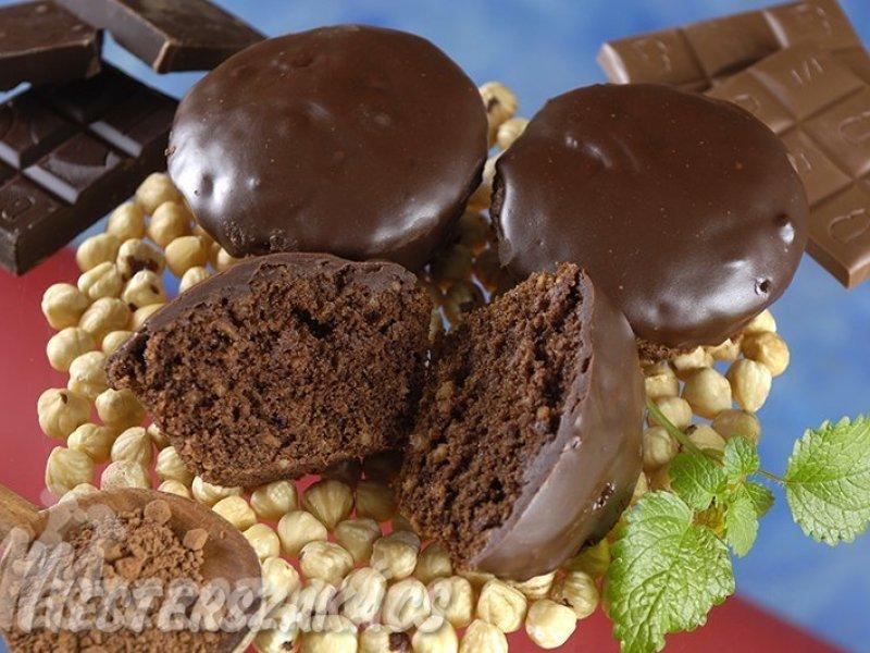 Nutellás, csokimázas muffin recept