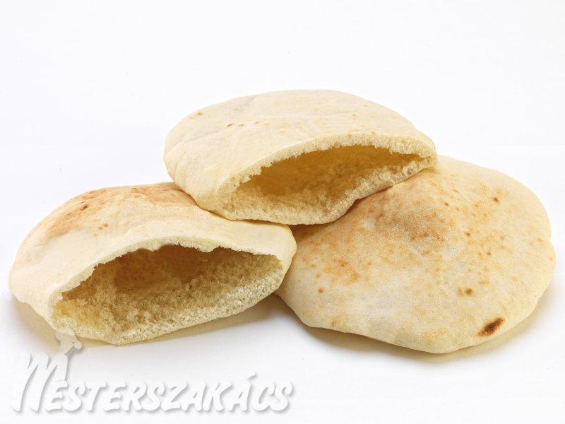 Pita – a zsebes kenyér recept