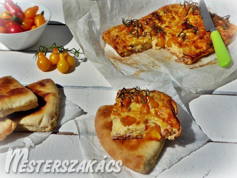 Quiche lorraine frittata recept - kgizus | Mesterszakacs.eu