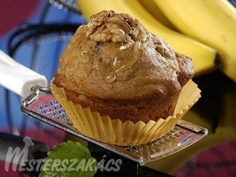 Reformos banános muffin recept