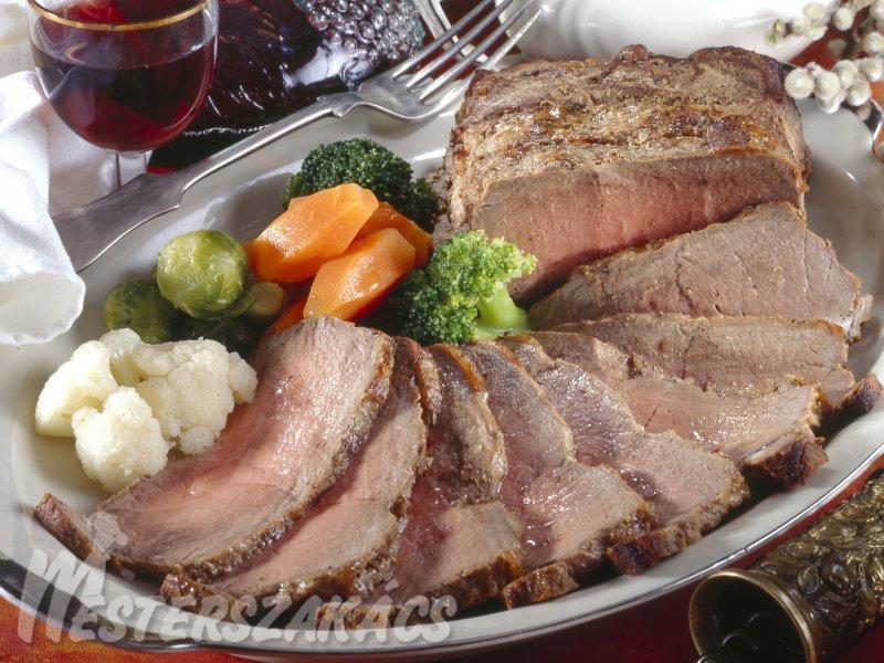 Roastbeef  recept