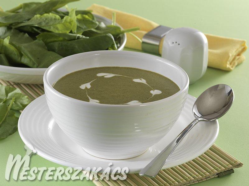 Sóskafőzelék (mártás) recept