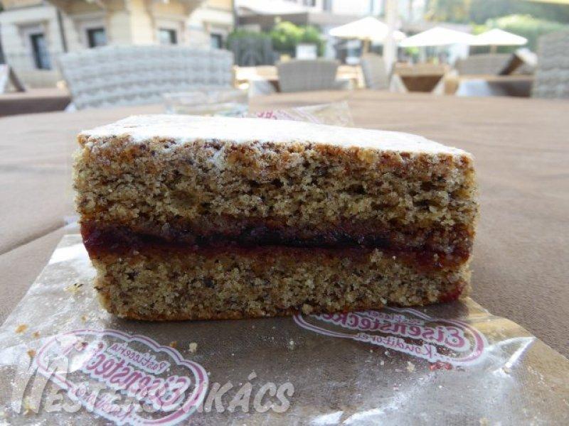 Szaracén szelet (olasz hajdina torta) recept
