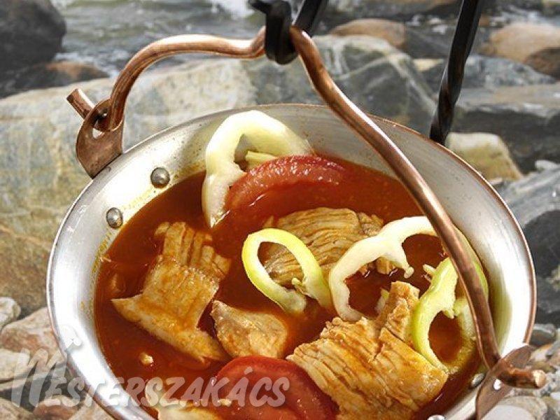 Szegedi halászlé recept
