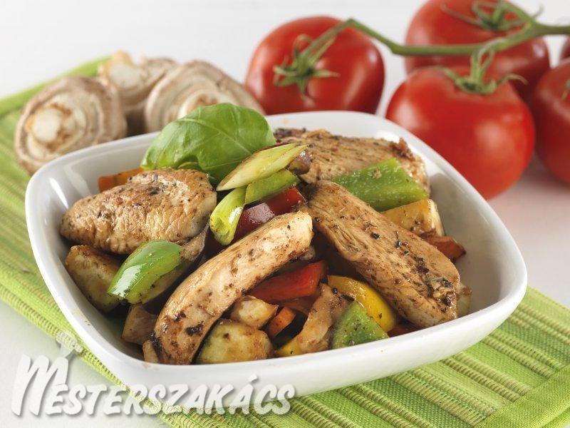 Tandori csirke recept