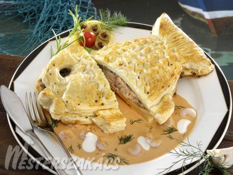 Wellington-halpecsenye  recept