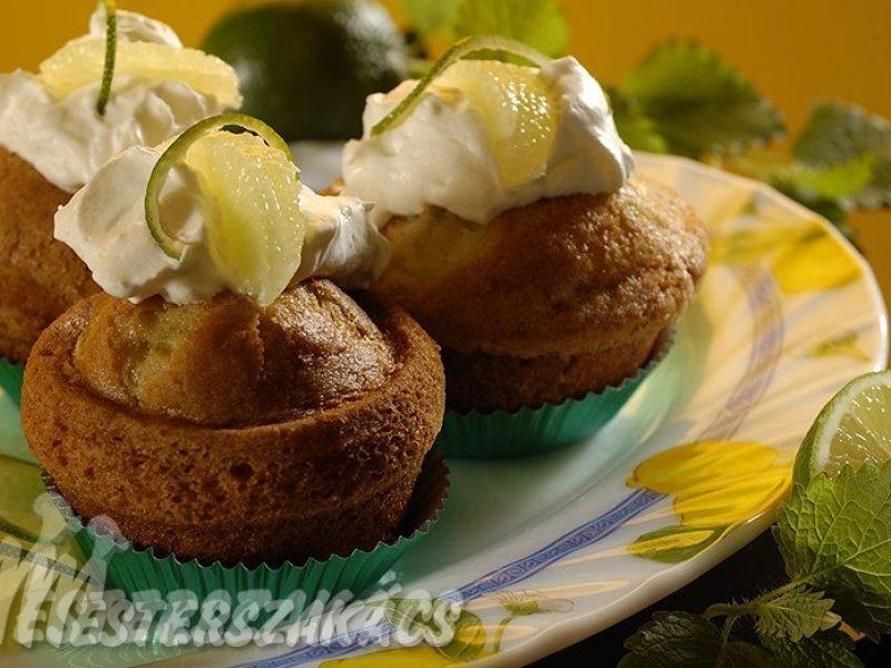 Zöldcitromos muffin recept