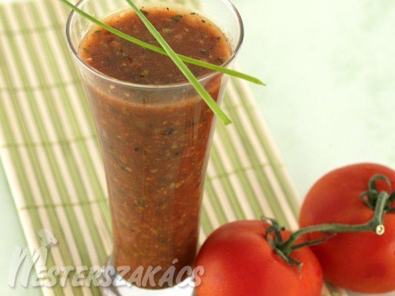 Zöldségkoktél recept