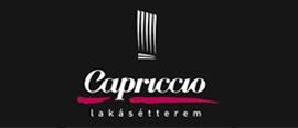 Capriccio Lakásétterem